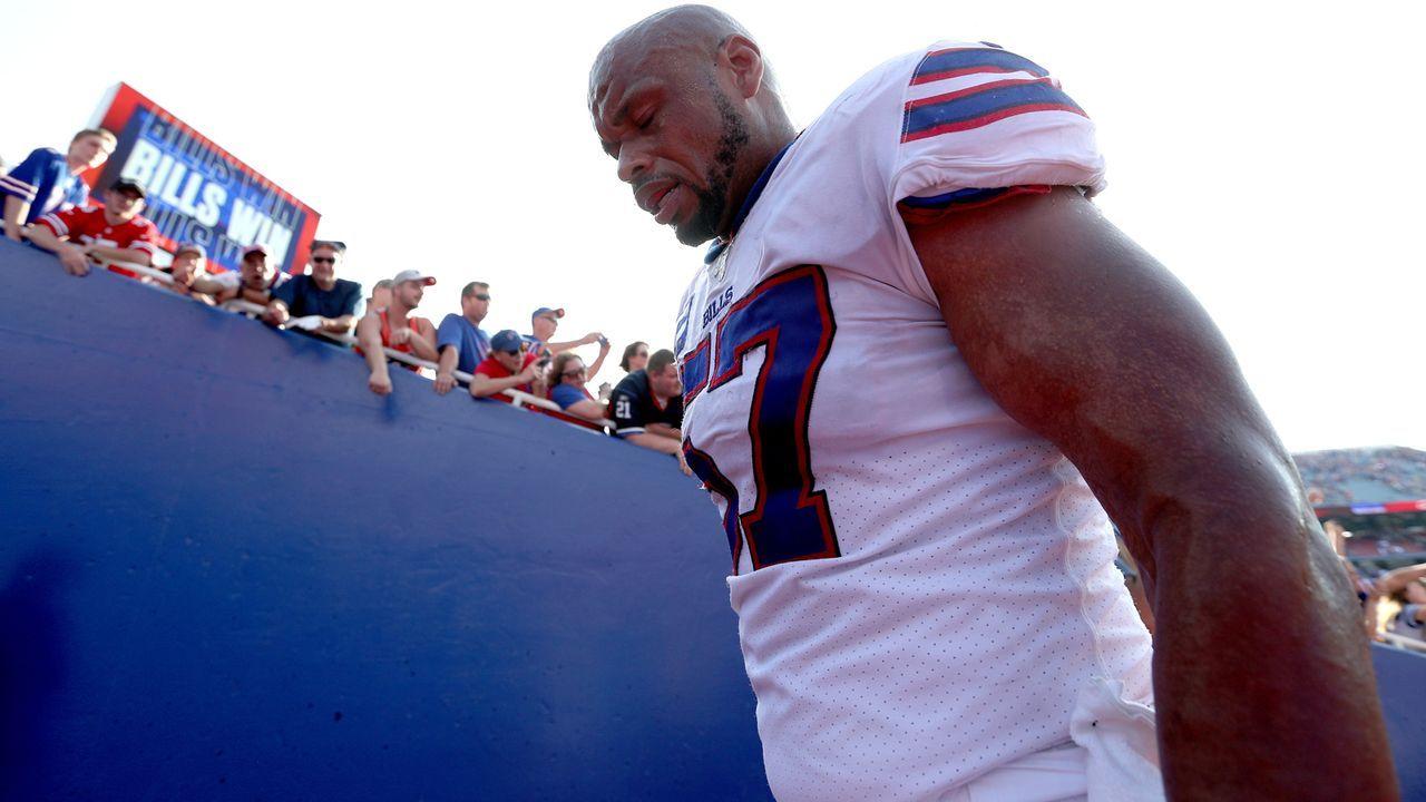 Lorenzo Alexander (Buffalo Bills) - Bildquelle: 2019 Getty Images