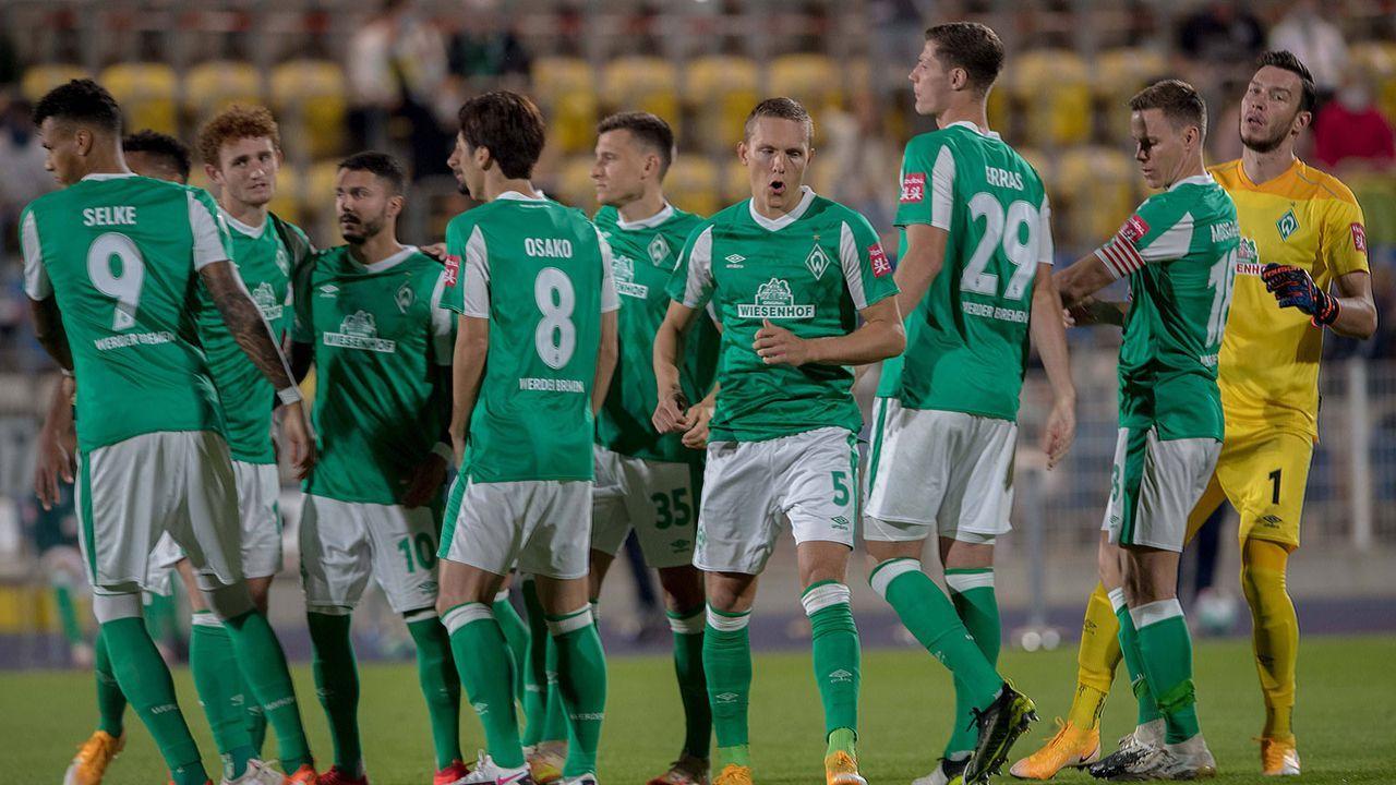 Platz 7: SV Werder Bremen - Bildquelle: imago images/Gerhard König