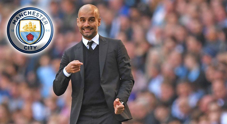 Peps angebliche Einkaufsliste bei Manchester City - Bildquelle: Getty Images