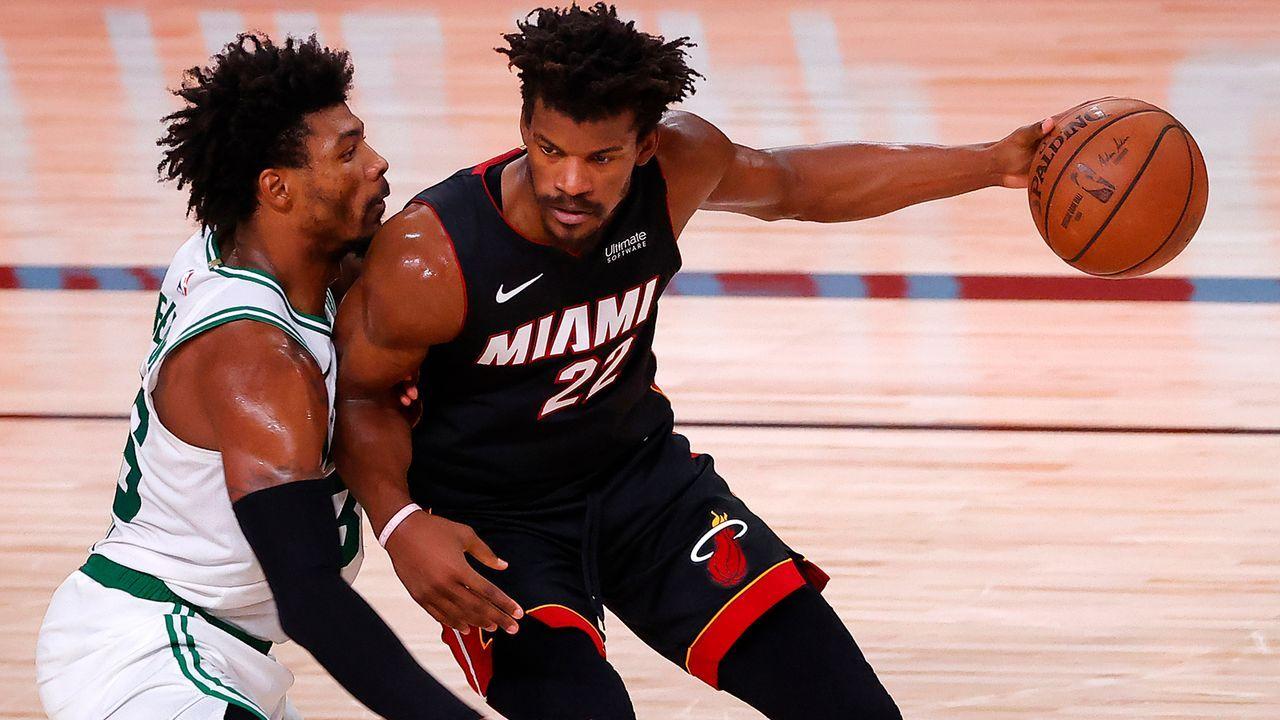 Butler als X-Faktor für starkes Team - Bildquelle: 2020 Getty Images