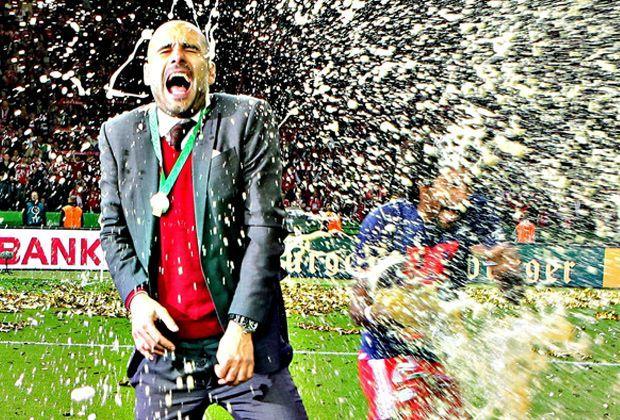Pep Guardiola - Erfolgsquote - Bildquelle: imago