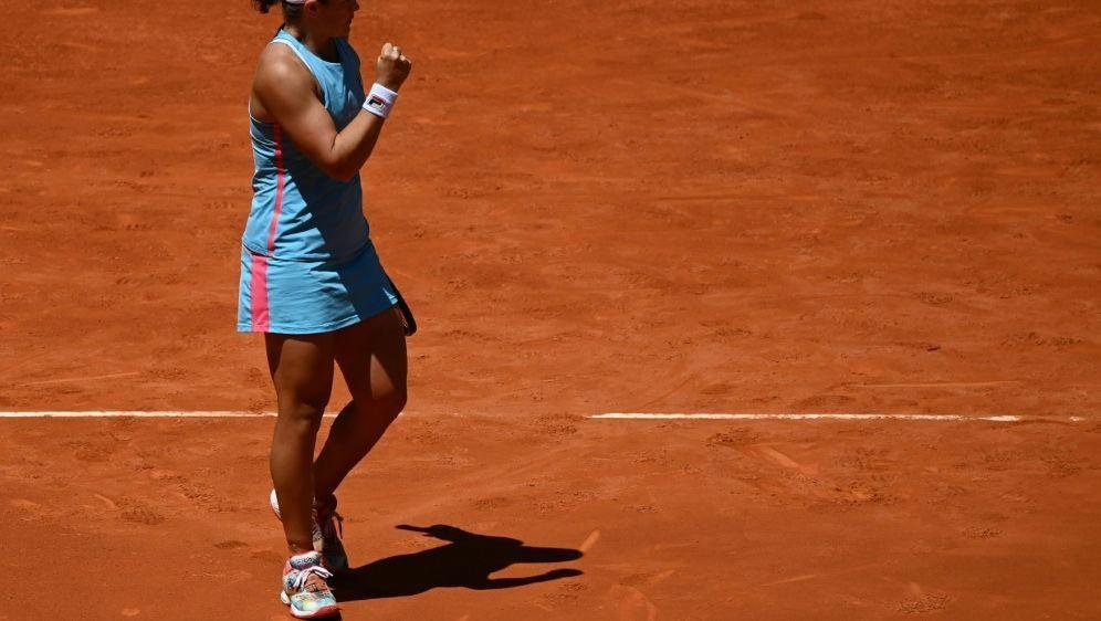 Paula Badosa gewinnt ersten Titel auf der WTA-Tour - Bildquelle: AFPAFPGABRIEL BOUYS