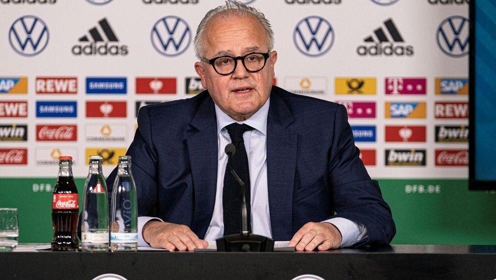 DFB-Präsident Fritz Keller will Vereinen helfen - Bildquelle: Thomas BoeckerDFBThomas BoeckerDFBThomas BoeckerDFB