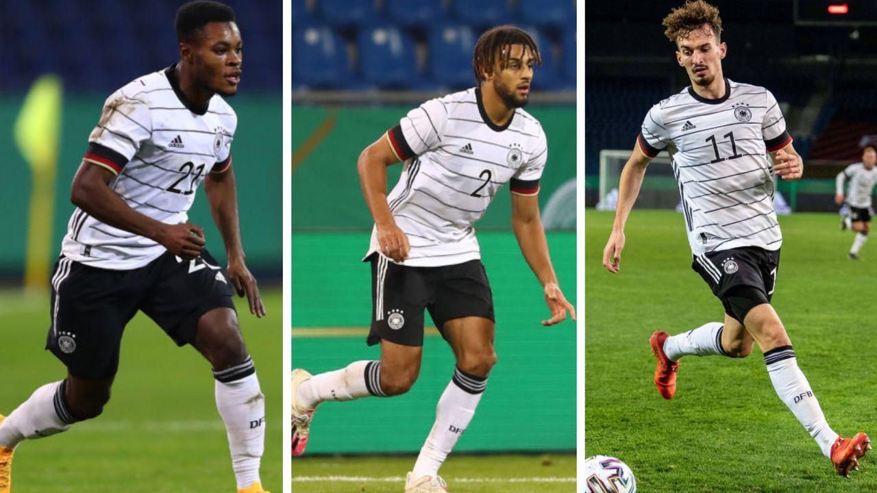 Diese U21-Stars könnten 2024 in der A-Elf für Furore sorgen - Bildquelle: imago/Getty/imago
