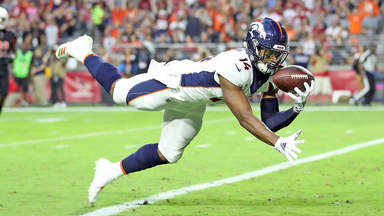 Courtland Sutton (Denver Broncos) - Bildquelle: Getty