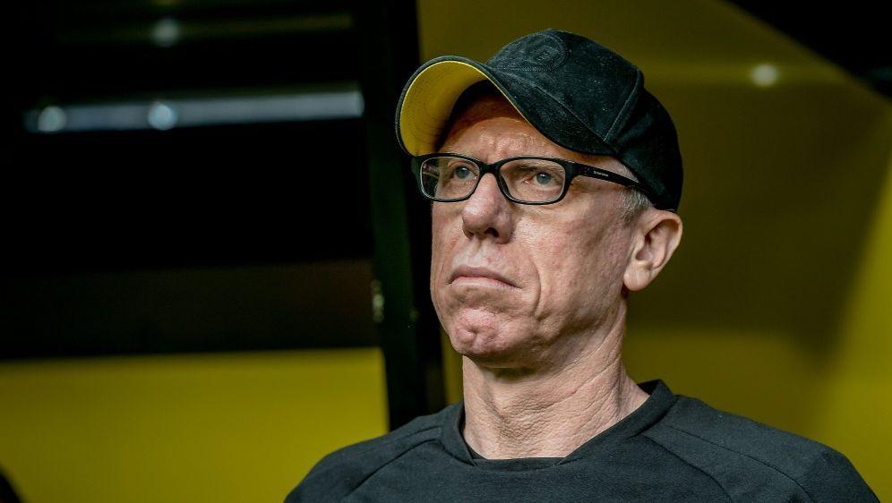 Peter Stöger steht vor einer Rückkehr zu Austria Wien - Bildquelle: PIXATHLONPIXATHLONSID