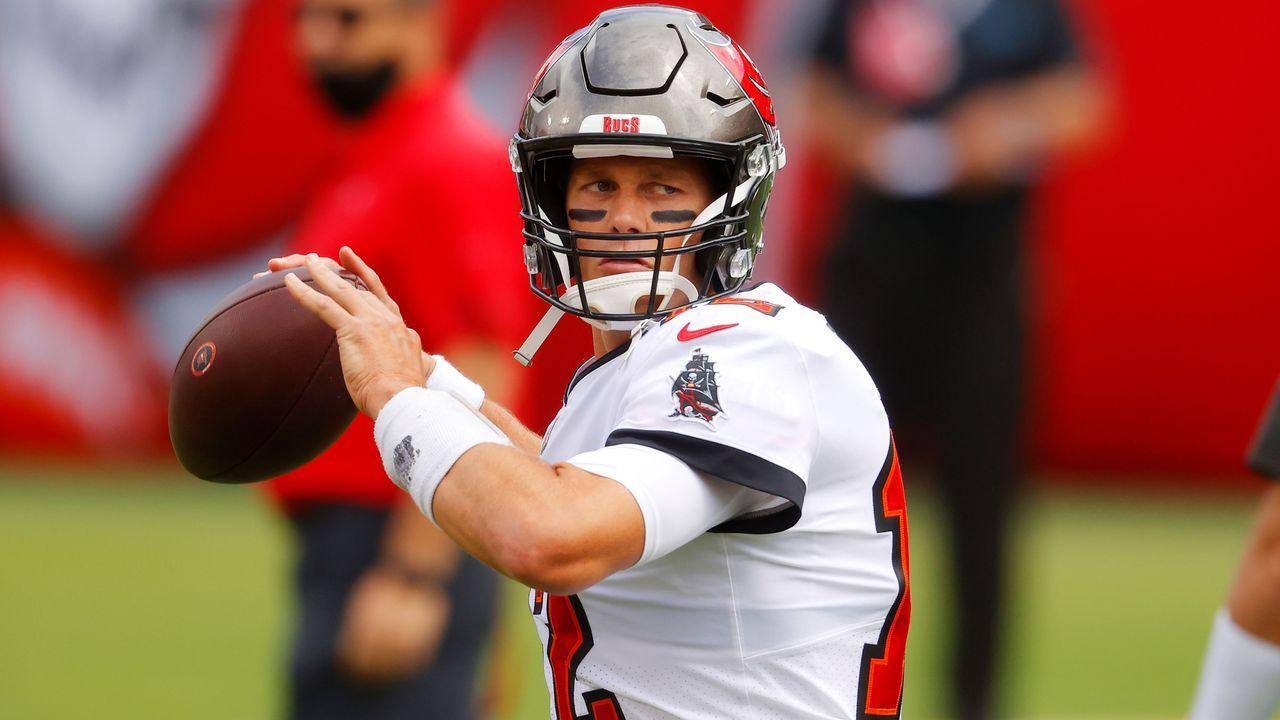 1. Tom Brady (Quarterback, Tampa Bay Buccaneers) - Bildquelle: 2020 Getty Images