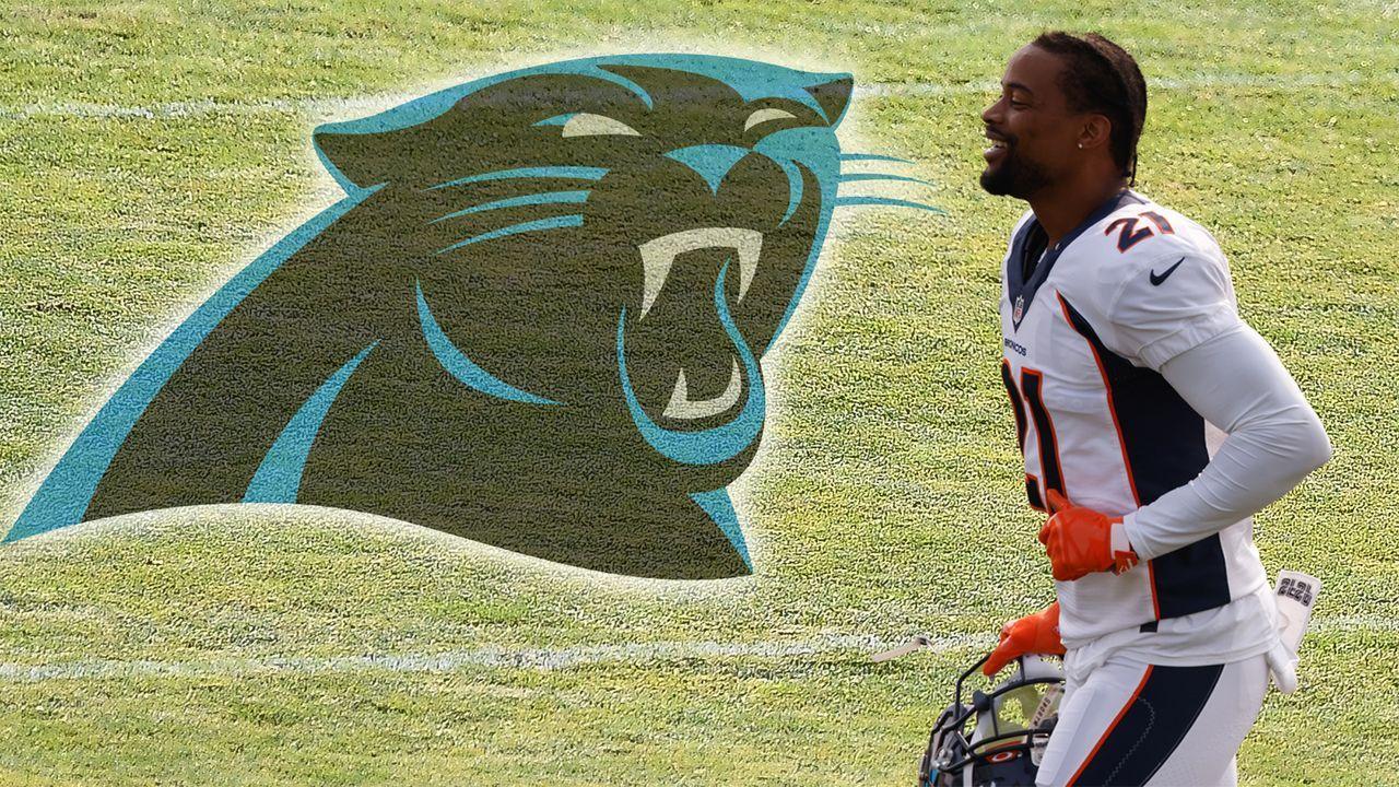 A.J. Bouye (Carolina Panthers) - Bildquelle: Getty Images