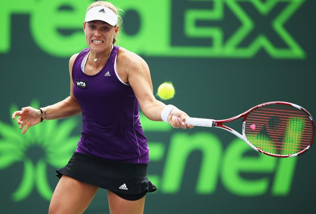 Angelique Kerber (Weltrangliste: Nr. 7) - Bildquelle: Getty