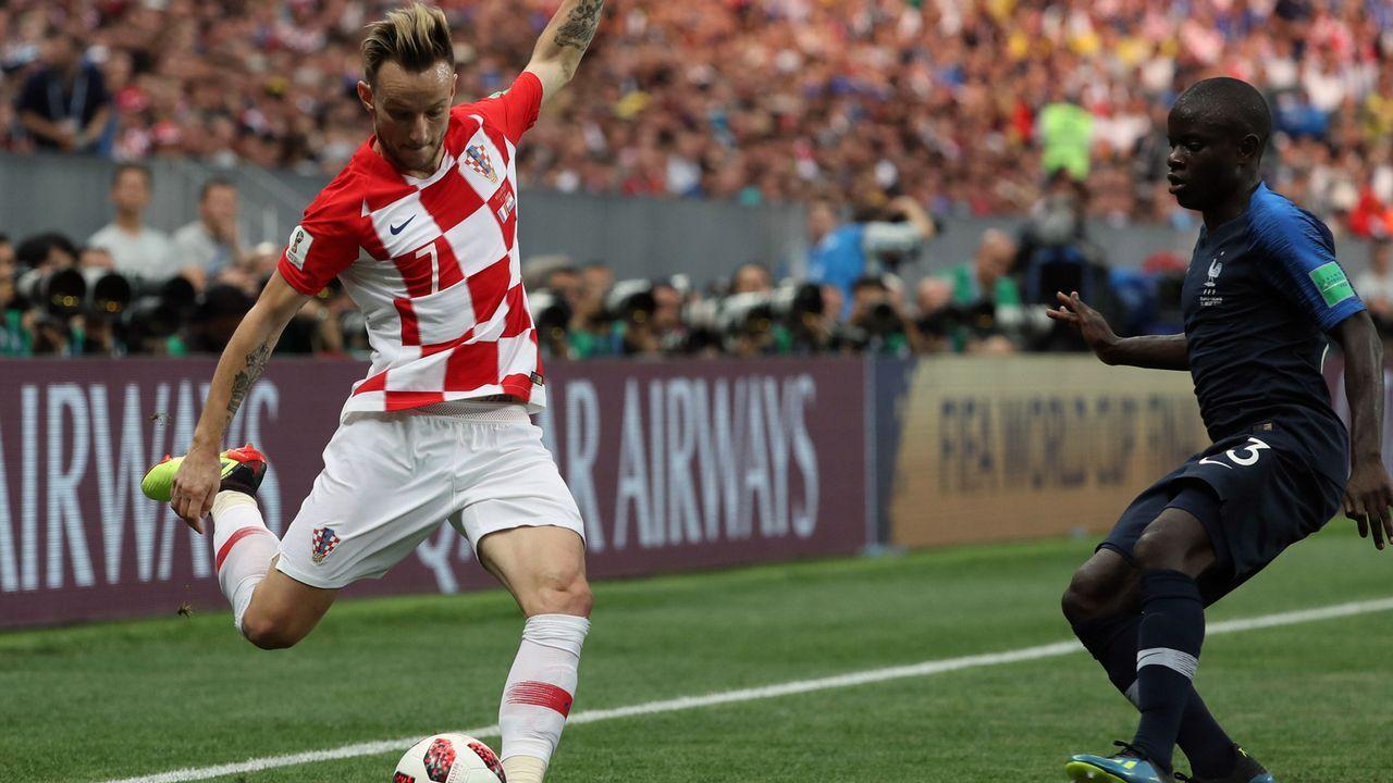 Ivan Rakitic (Kroatien) - Bildquelle: Imago