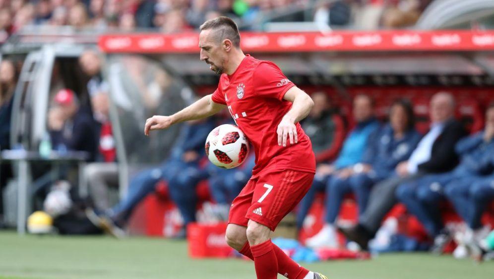 Ex-Bayern-Star Franck Ribery wechselt nach Italien - Bildquelle: FIROFIROSID