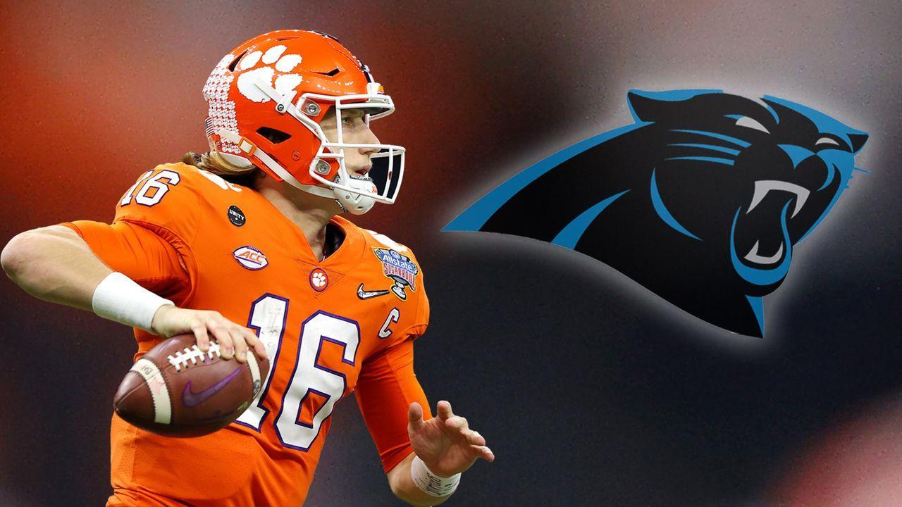 Traden die Panthers für Trevor Lawrence? - Bildquelle: Getty Images/ran.de