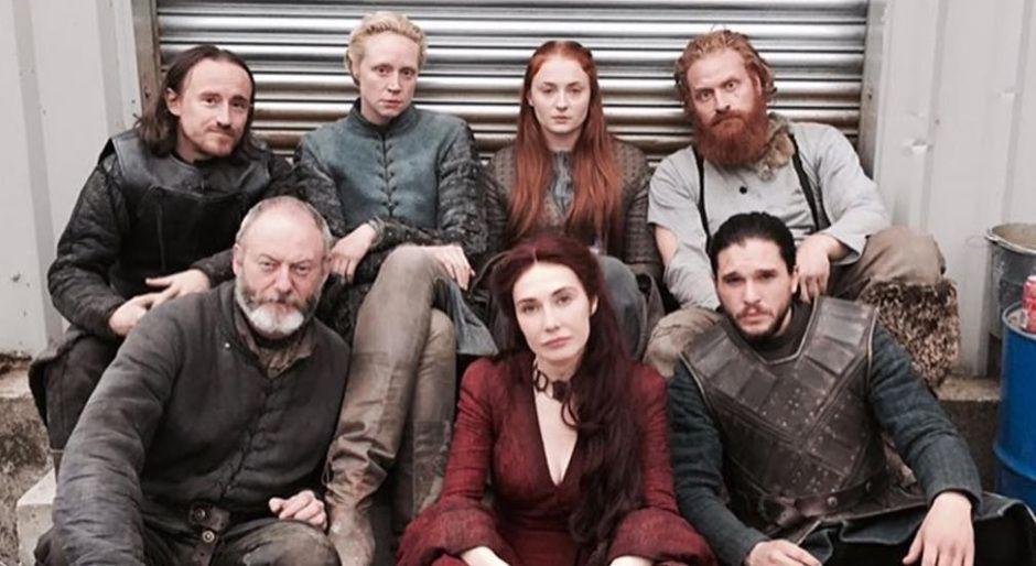 "Mega-Fight im TV erfolgreicher als ""Game Of Thrones""? - Bildquelle: instagram.com/hbo"