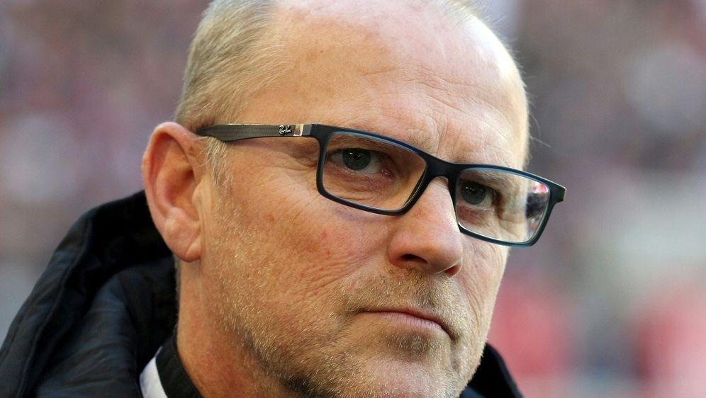 Thomas Schaaf hilft der Bremer U23 als Co-Trainer aus - Bildquelle: PIXATHLONPIXATHLONSID