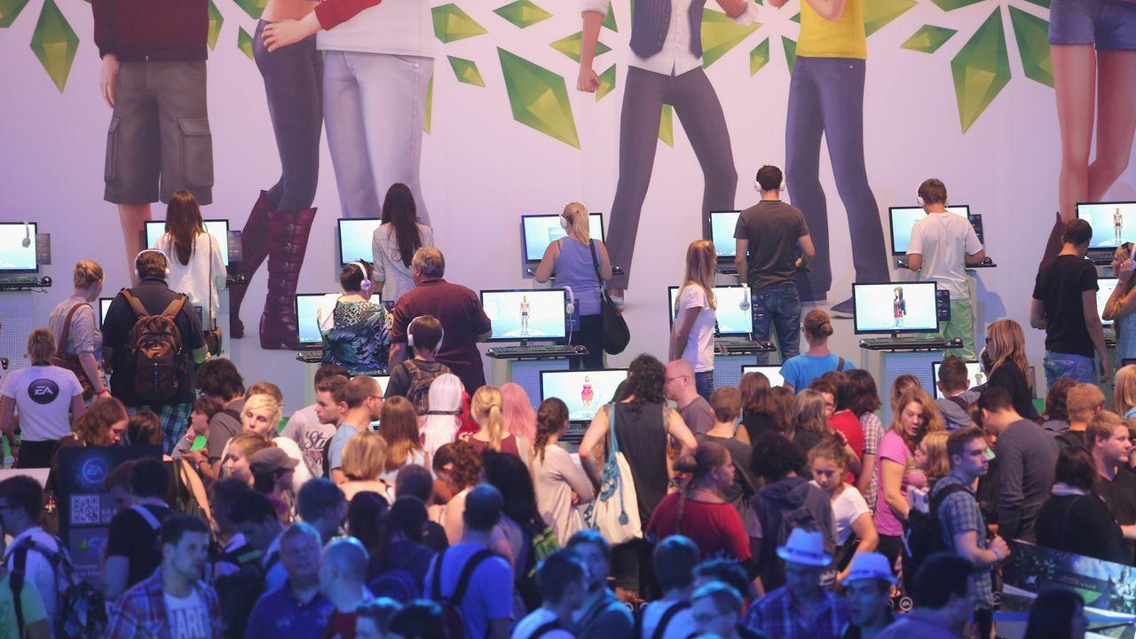 """""""Die Sims"""" ist das meistverkaufteste PC-Spiel - Bildquelle: 2013 Getty Images"""