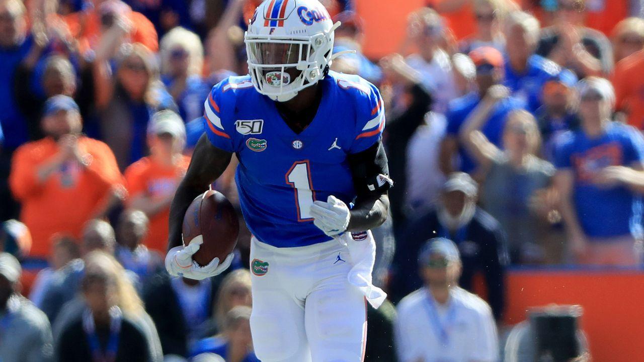 9 Jacksonville Jaguars: CJ Henderson - Bildquelle: Getty Images
