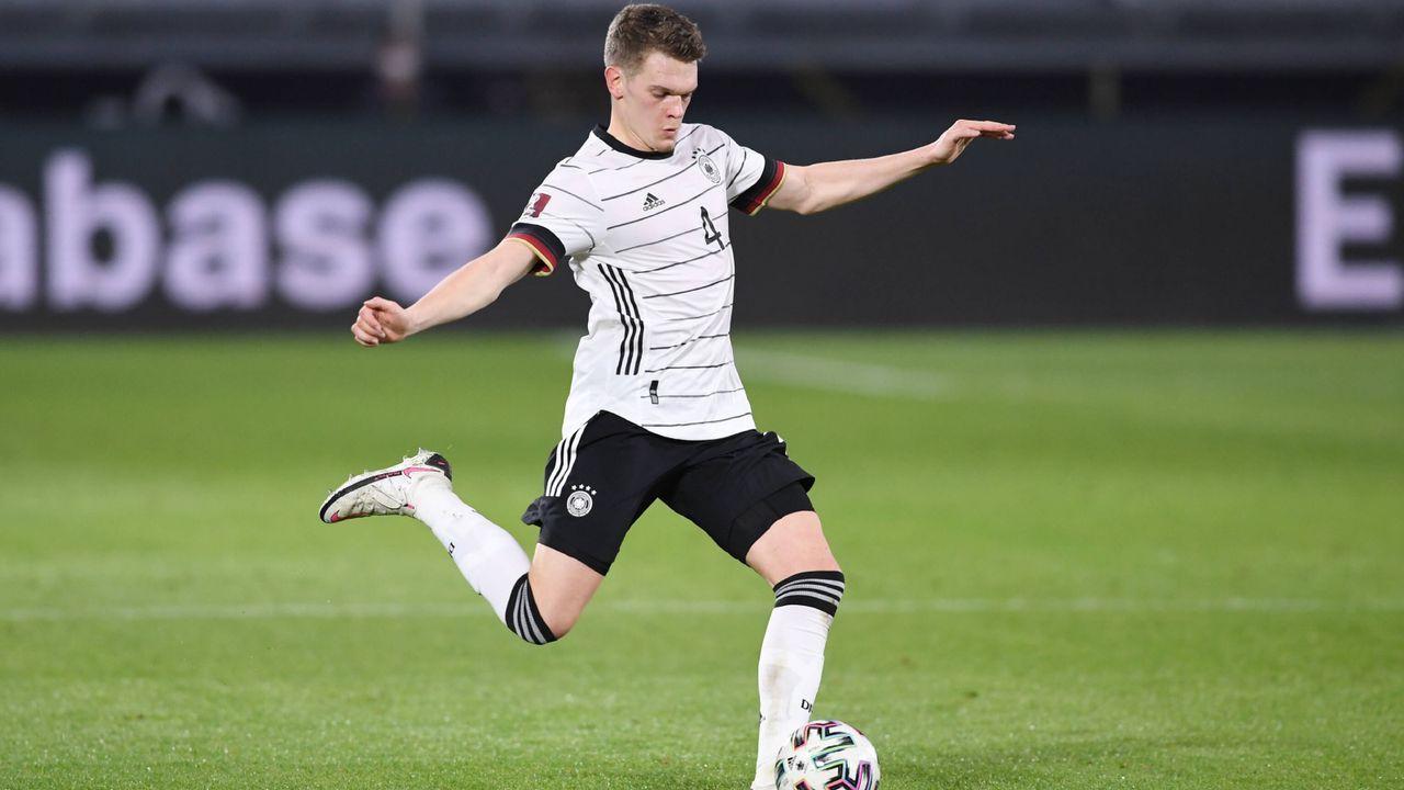 Abwehr: Matthias Ginter (Borussia Mönchengladbach) - Bildquelle: Imago