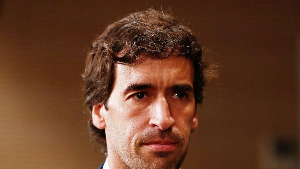 Raul übernimmt zweite Mannschaft von Real Madrid - Bildquelle: PIXATHLONPIXATHLONSID