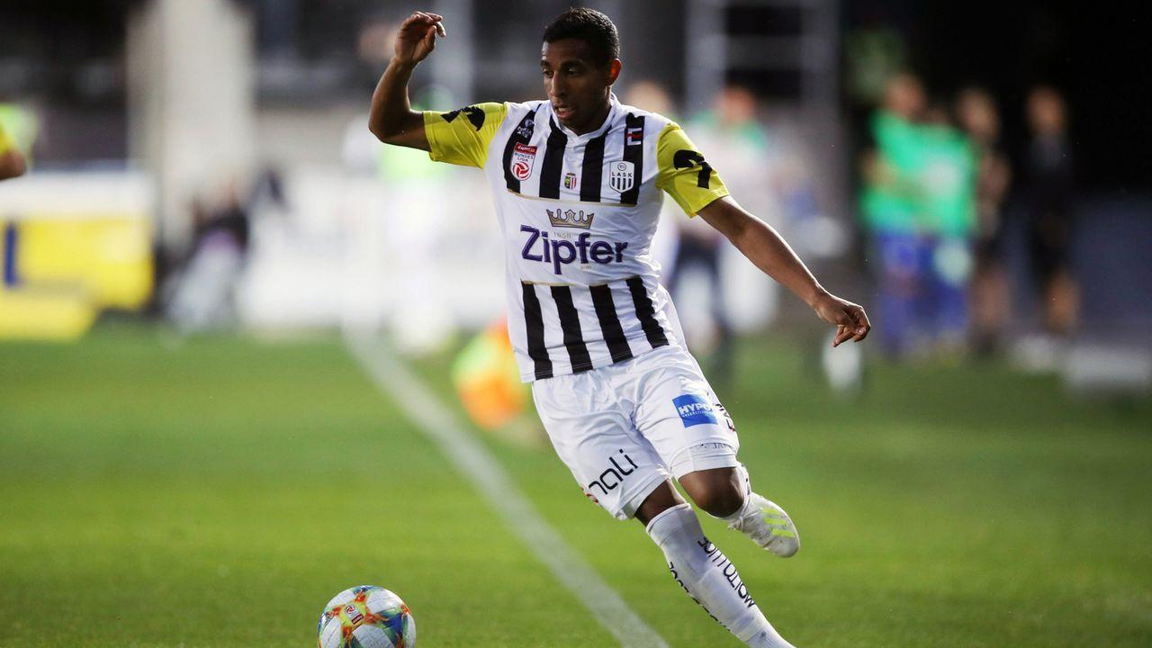 Joao Victor Sa (VfL Wolfsburg) - Bildquelle: imago images / GEPA pictures