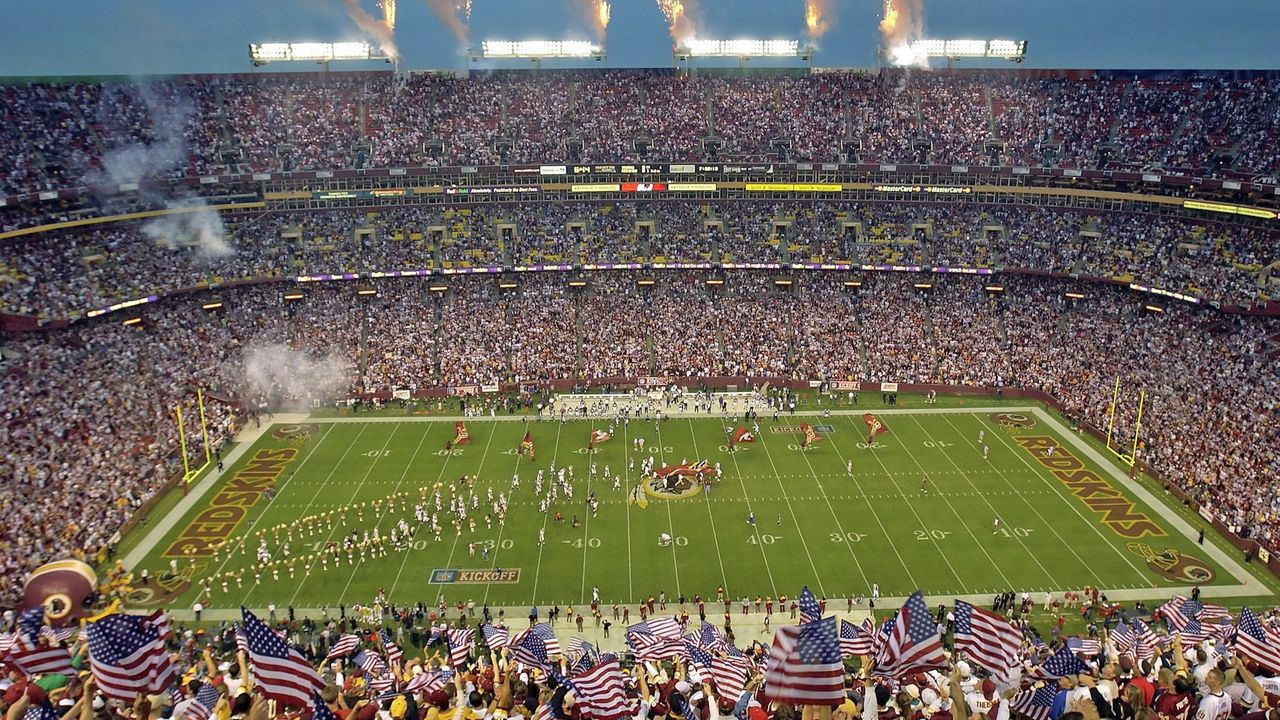 Washington: FedEx Field - Bildquelle: Getty Images