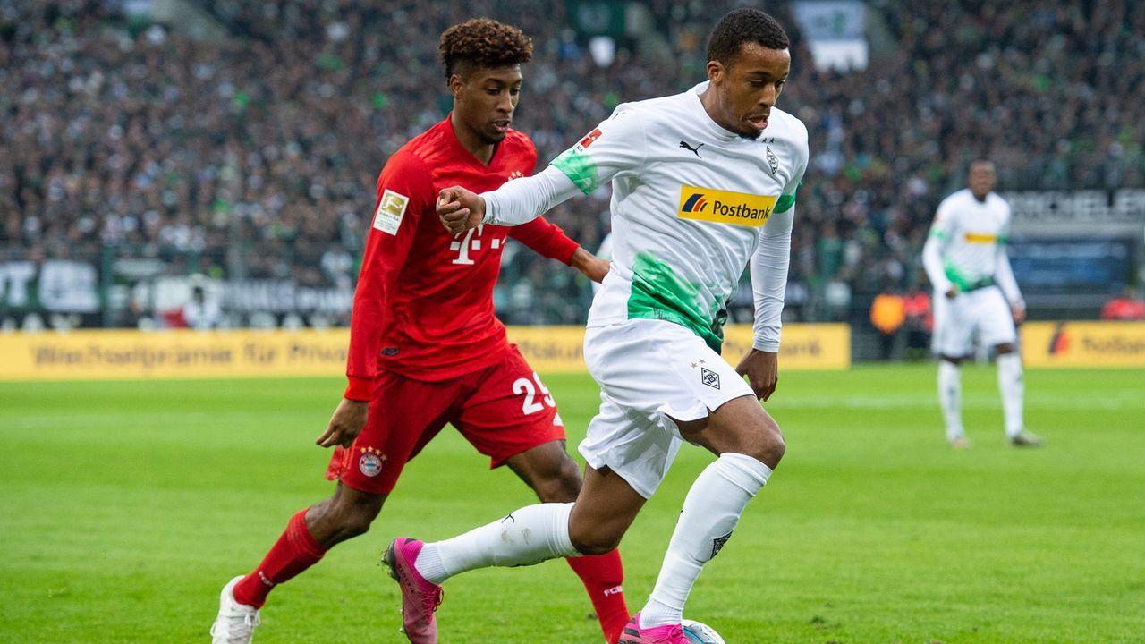 Alassane Plea (Borussia Mönchengladbach)