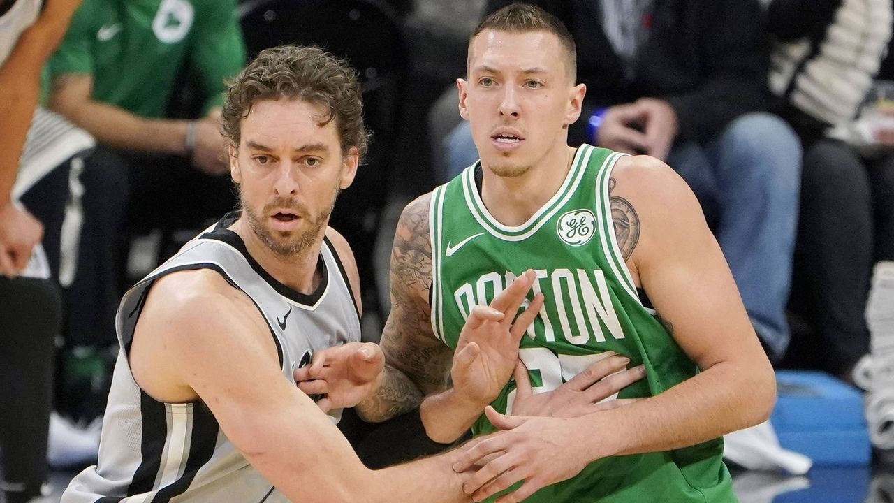 Daniel Theis (Boston Celtics) - Bildquelle: imago/Agencia EFE