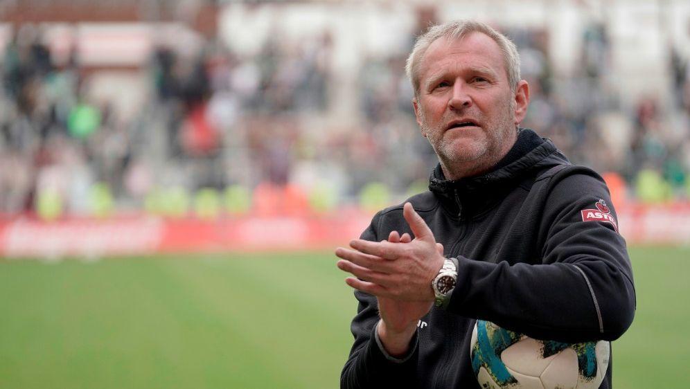 Uwe Stöver kehrt zu Zweitligist Holstein Kiel zurück - Bildquelle: PIXATHLONPIXATHLONSID
