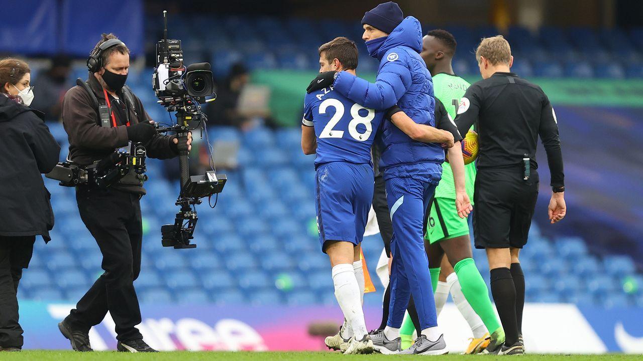 FC Porto – FC Chelsea (Hinspiel 7. April/Rückspiel 13. April) - Bildquelle: Imago Images