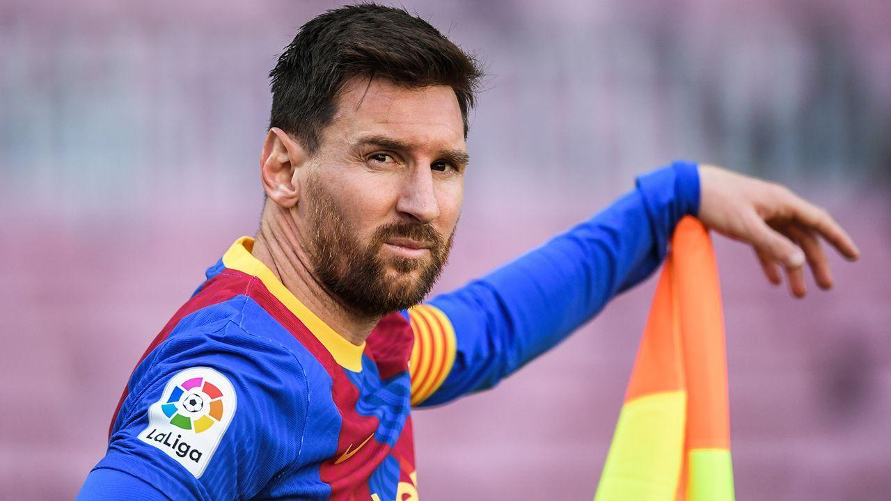Platz 2: Lionel Messi (Fußball) - Bildquelle: Getty Images