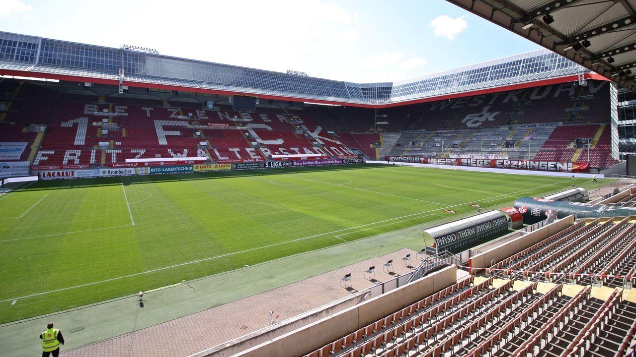 1. FC Kaiserslautern - Borussia Mönchengladbach - Bildquelle: imago images/Jan Huebner