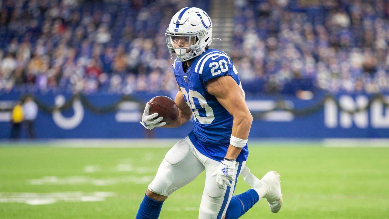 Platz 16 (geteilt) - Indianapolis Colts - Bildquelle: 2020 imago