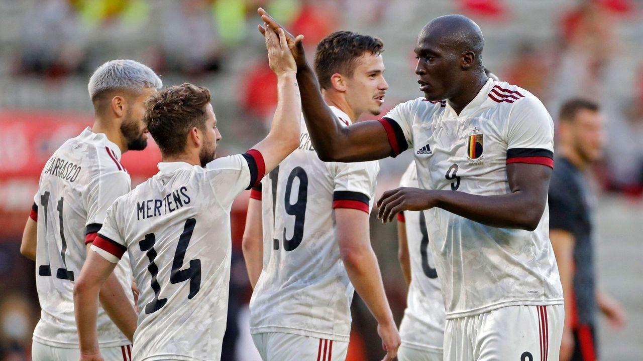 Platz 3: Belgien - Bildquelle: imago images/Panoramic International