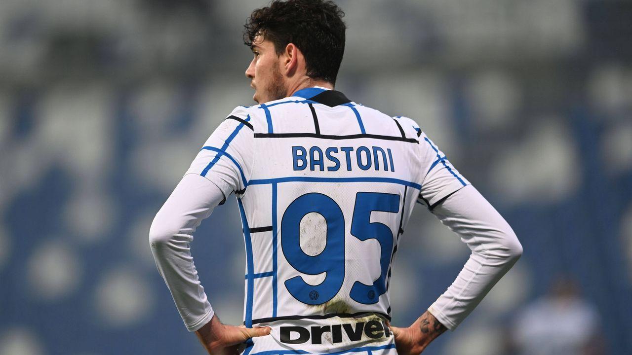 Platz 7: Alessandro Bastoni (18 Jahre/31,1 Millionen Euro) - Bildquelle: imago images/AFLOSPORT