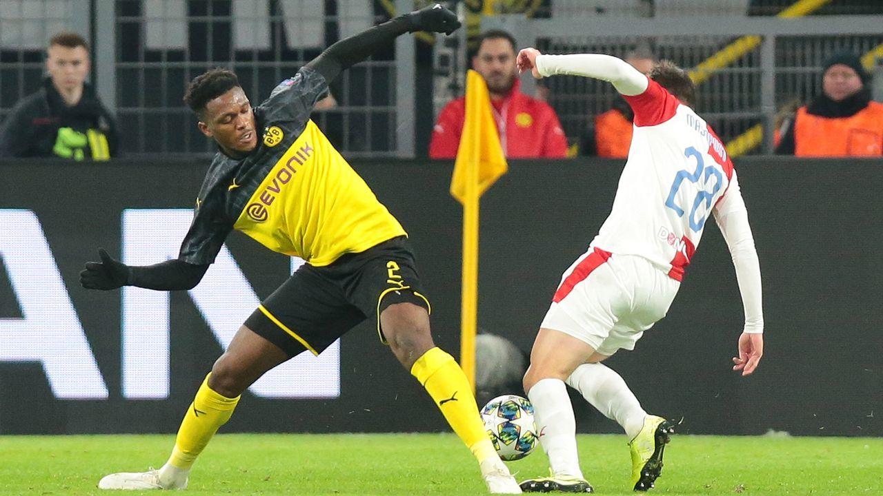 Dan-Axel Zagadou (Borussia Dortmund) - Bildquelle: Imago Images