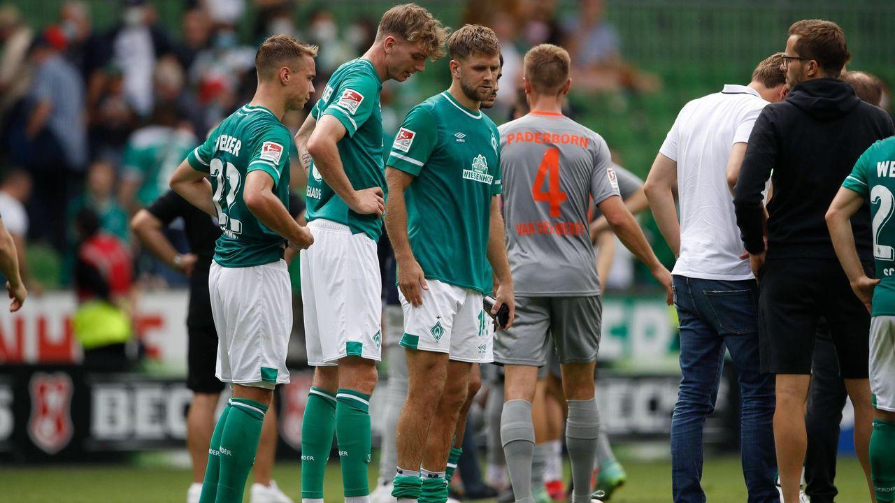 Budgetkürzungen: Werder-Profis zahlen Essensgeld aus eigener Tasche - Bildquelle: imago