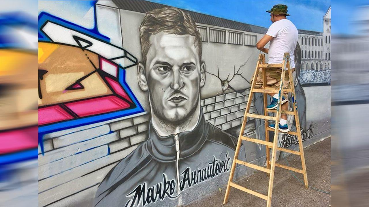 Marko Arnautovic - Bildquelle: Paul Dworacek/facebook
