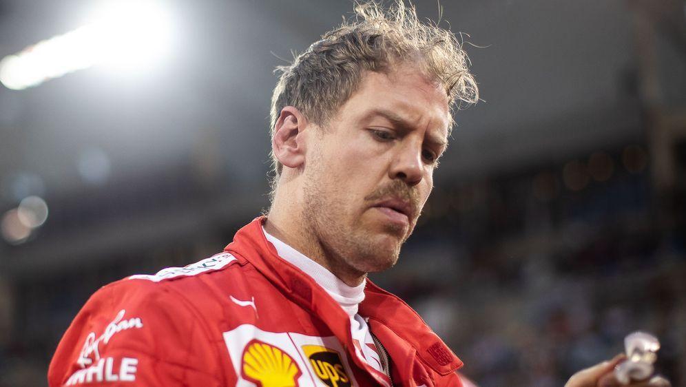 Sebastian Vettel muss beim Rennen in China ein starkes Resultat liefern, um ... - Bildquelle: 2019 Getty Images