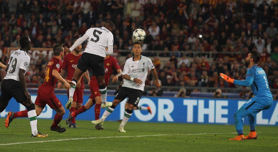 Georginio Wijnaldum (FC Liverpool) - Bildquelle: getty