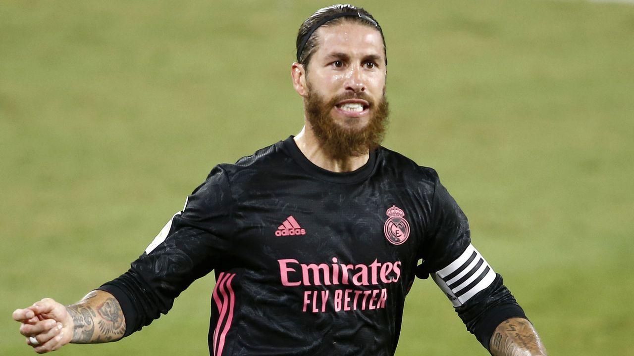 Sergio Ramos (Real Madrid) - Bildquelle: Getty Images
