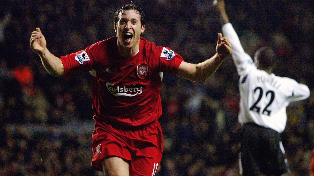 Platz 1 - Robbie Fowler - Bildquelle: 2006 Getty Images