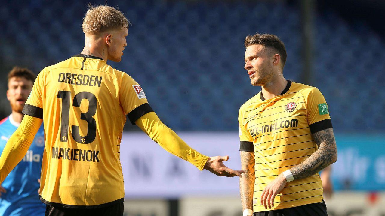 Abschreckendes Beispiel Dynamo Dresden - Bildquelle: Imago Images