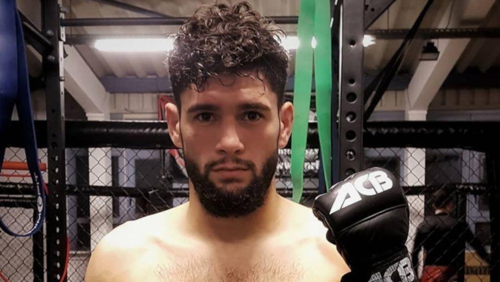 Rany Saadeh ist heiß auf seinen Kampf bei Nova FC - Bildquelle: princeranymma/instagram