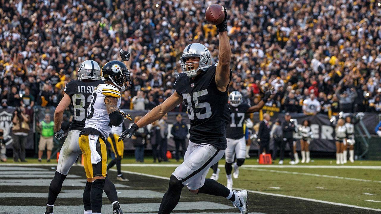 30. Oakland Raiders - Bildquelle: 2018 Getty Images