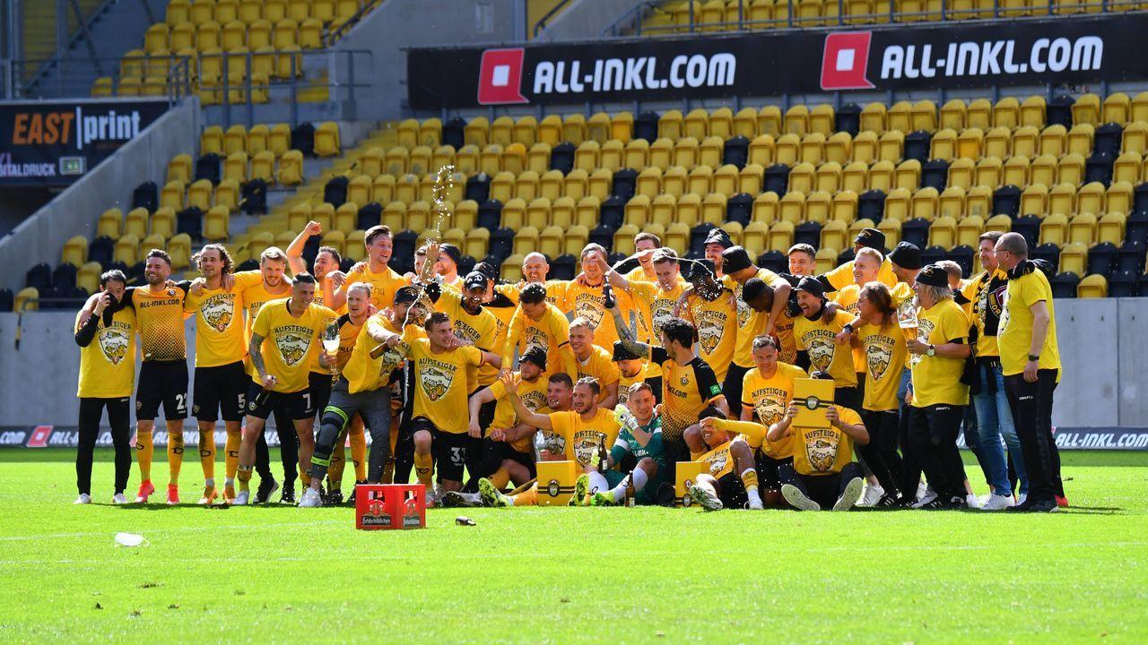 Dynamo Dresden - Bildquelle: Imago