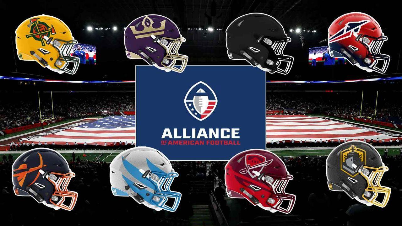 Das sind die Teams der AAF - Bildquelle: getty, AAF