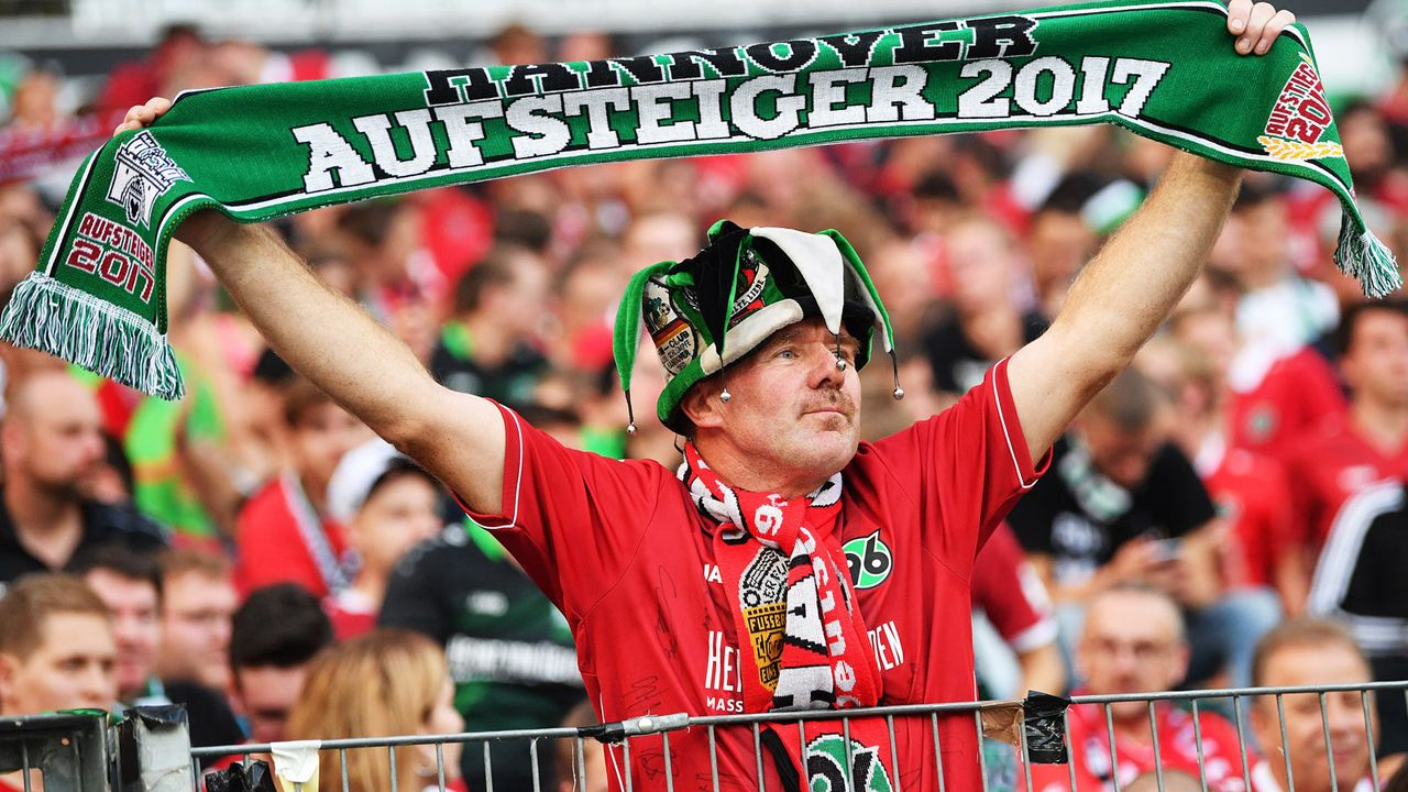 Hannover 96 - Bildquelle: 2017 Getty Images
