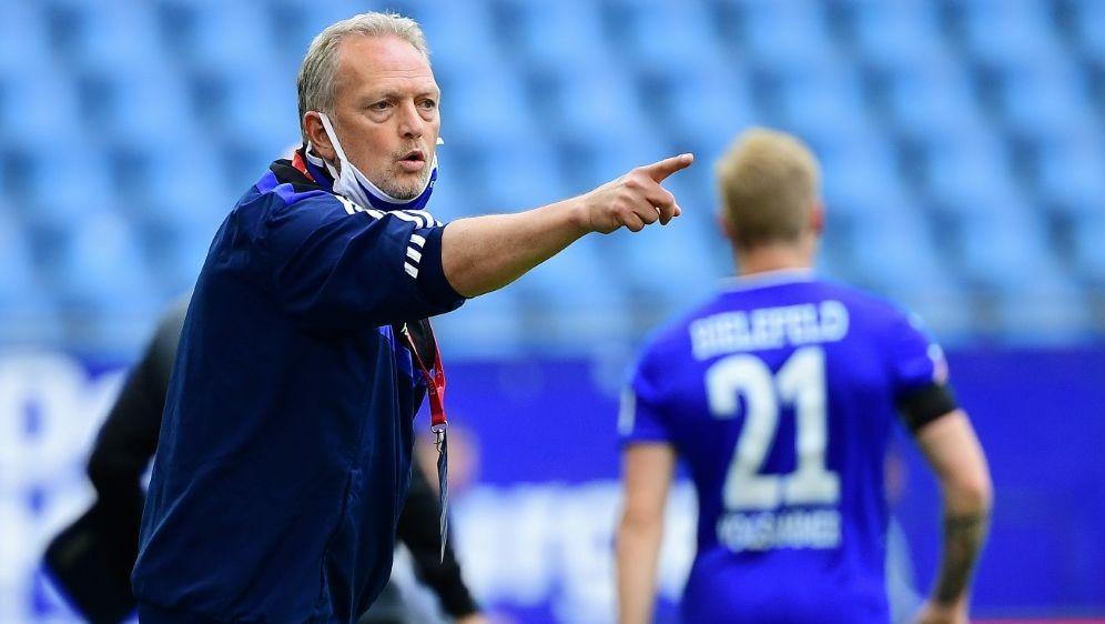 Dirk Bremser wird Co-Trainer bei Holstein Kiel - Bildquelle: FIROWittersFIROWittersSID