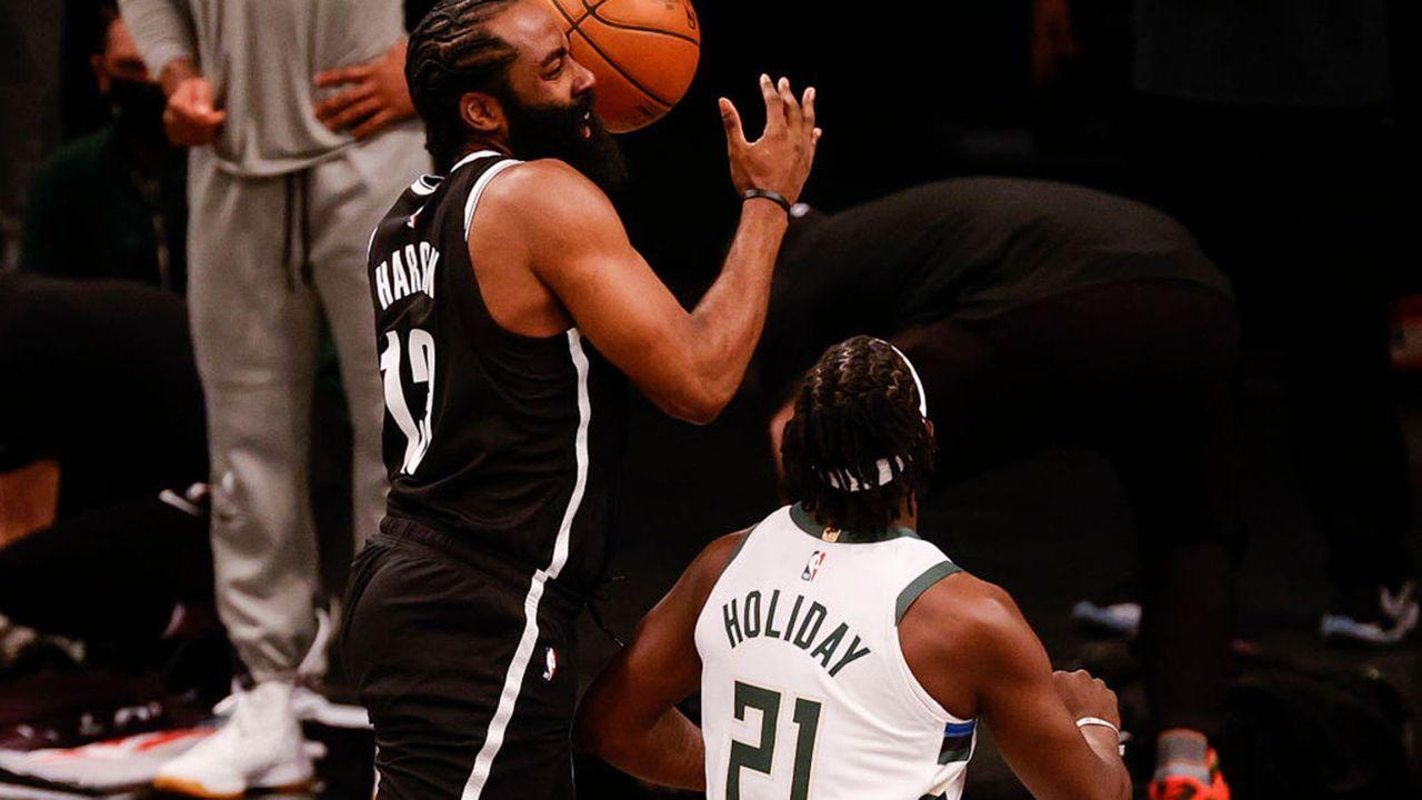 James Harden (Brooklyn Nets) - Bildquelle: 2021 Getty Images