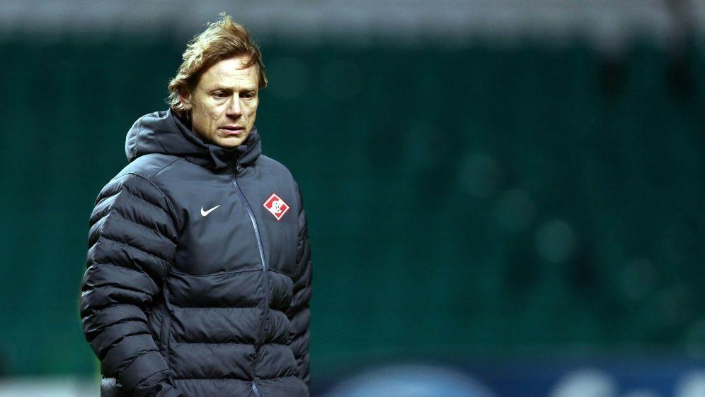 Waleri Karpin wird neuer Nationaltrainer Russlands - Bildquelle: AFPSIDIAN MACNICOL