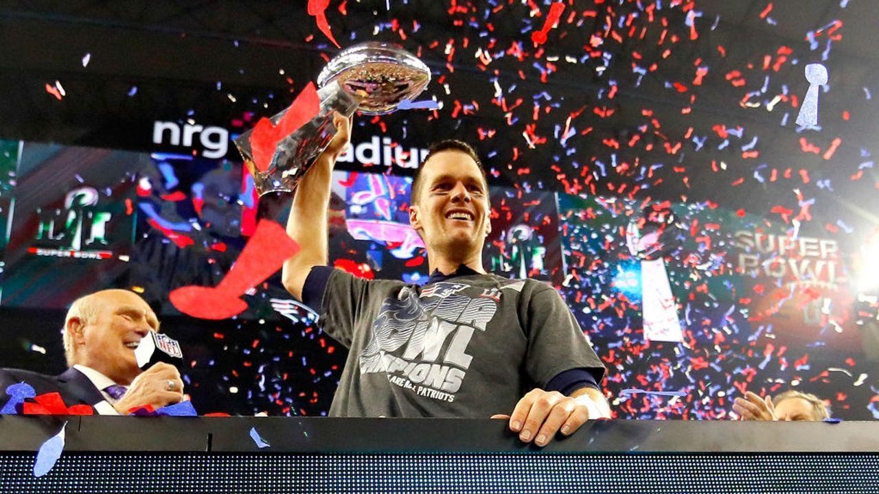 Brady erreicht als vierter Quarterback den Super Bowl mit zwei verschiedenen Teams   - Bildquelle: 2017 Getty Images